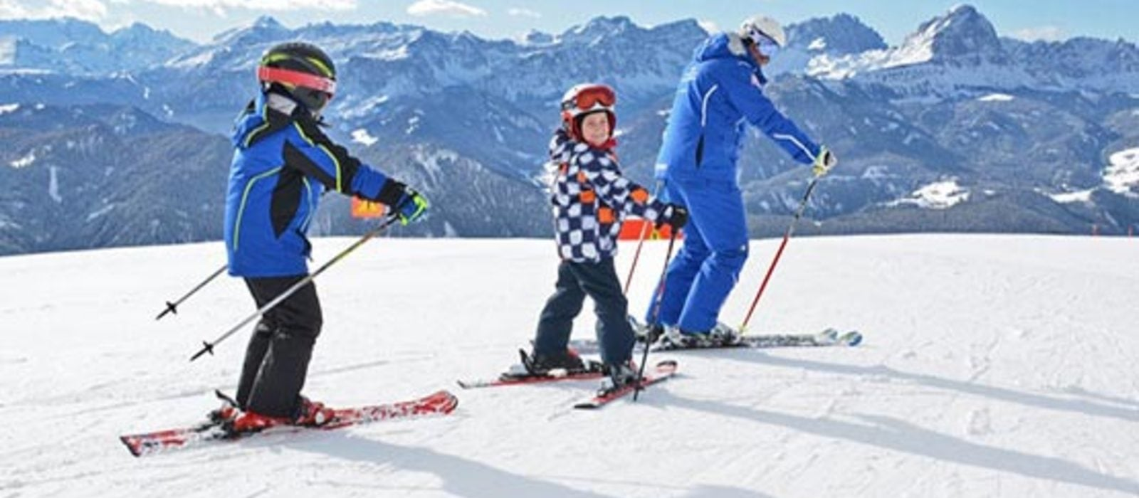 Children and Skiing: essential tips to get started