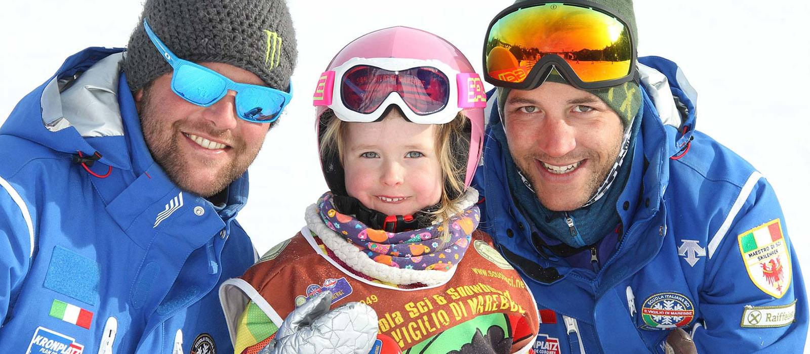Copia di Children and Skiing: essential tips to get started